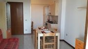 Cucina - Salotto - Divano - Trilocale Marina_11/A