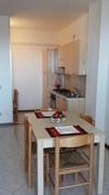 Soggiorno - Cucina - Trilocale Porto Garibaldi