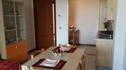Soggiorno - Cucina - Affitto Trilocale Porto Garibaldi