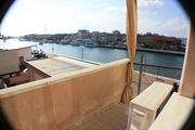 Balcone e Vista Soggiorno - Cucina