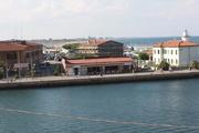 Vista sul porto canale di Porto Garibaldi
